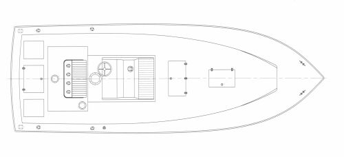 Image of Finesse 27 Deck Arrangement